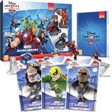 Offre de précommande Disney Infinity 2.0 : 1 pack de démarrage acheté = 1 figurine offerte