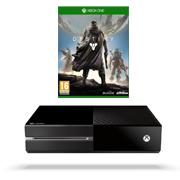 1 console Xbox One achetée = le jeu Destiny offert