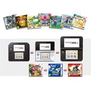Un jeu Nintendo 3DS offert pour l'enregistrement d'une console 3DS et d'un jeu
