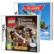 Disney : 2 jeux Nintendo DS achetés = 10€ de réduction
