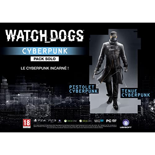 Watch Dogs pack cyber Punk