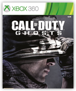 La console Xbox 360 250 Go + Halo 4 + Tomb Raider achetée = le jeu Call Of Duty : Ghosts offert