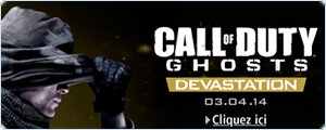 Call of Duty Ghosts : Map Pack Devastation