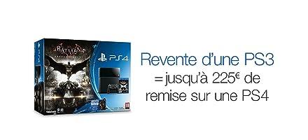 Revente d'une PS3 = jusqu'à 225 euros de remise sur une sélection de PS4