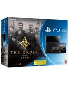 PlayStation 4 + The Order 1886