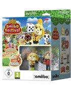 Animal Crossing amiibo Festival + 2 Figurines + 3 cartes