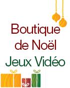 Boutique de Noël Jeux Vidéo