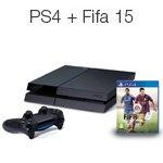 PS4 + Fifa 15