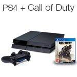 PS4 + Call of Duty Advanced Warfare