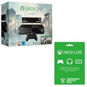 Xbox One achetée = -20% sur un abonnement Xbox Live Gold