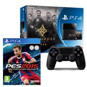 Promotion PS4 + PES