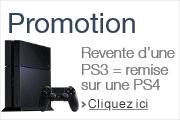 Promotion Reprise PS3