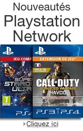 Nouveautés_Playstation_Network