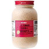 ユウキ 化学調味料無添加の韓国だし 400g
