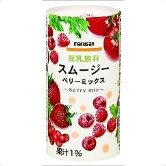 【セール 6/20まで】豆乳飲料スムージー