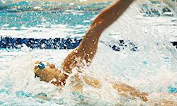 堀田 恵路 選手   水泳