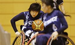 SCRATCH(チーム)   車いすバスケットボール女子
