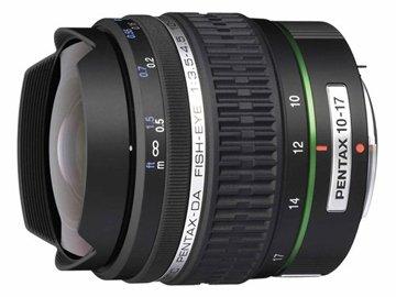 smc PENTAX-DA FISH-EYE 10-17mmF3.5-4.5ED[IF]