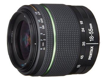 smc PENTAX-DA18-55mmF3.5-5.6AL WR
