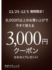 \3,000 Off Coupon Campaign  - Javari.jp | Amazon.co.jpアソシエイト