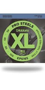 Pro Steels Round Wound