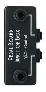 Pedal Board Junction Box