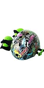 ラングスジュニアスポーツヘルメットブラック