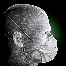 防じんマスク,防塵マスク,国家検定,不織布,マスク,Vフレックス,VFlex,火山灰,噴火,粉じん,粉塵