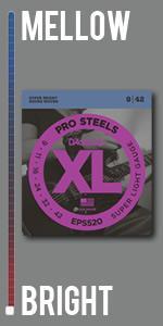XL ProSteels Round Wound