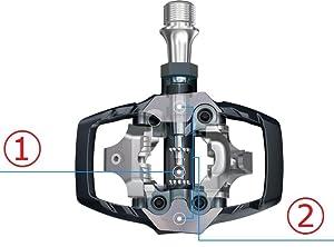 カートリッジスピンドル ベアリングユニット&広くて安定性のある プラットフォーム