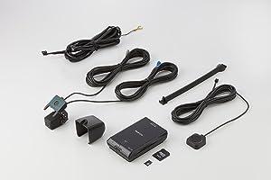 日本製 セパレートタイプドライブレコーダー DREC4000 付属品
