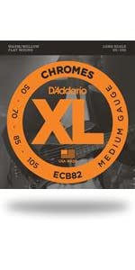 Chromes Flat Wound