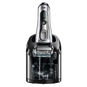 ブラウン独自のアルコール洗浄* BRAUNシェーバーシリーズ9 9090cc