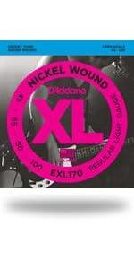 XL Nickel Round Wound