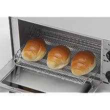 バターロール クロワッサン 食パン トースト トースター
