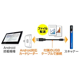 <Android搭載機種で>