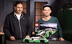 レゴテクニック 耐久レースカー サイズ デザイナービデオ