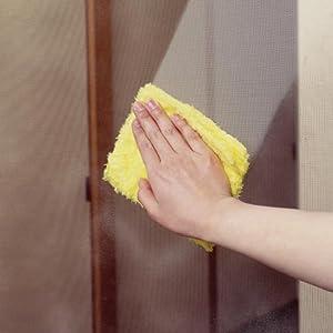 アズマ 『洗剤なしで拭き取れる』 ふしぎクロス 2枚入り