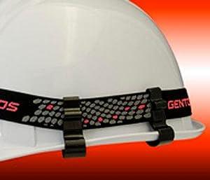 ヘルメットホルダー 使用例