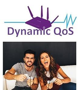 Dynamic QoS オンラインゲーム・動画再生