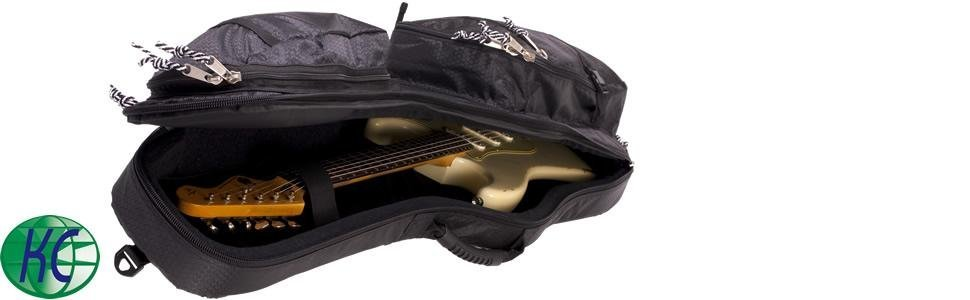 CASE BAG ギター ベース ケース エレキ アコギ ベース 楽器
