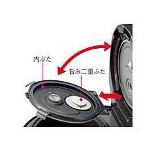 TIGER 土鍋IH炊飯ジャー 炊きたて 5.5合炊き ブラック JKN-R100-K