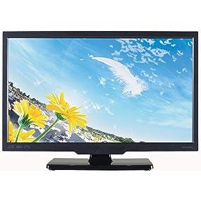 OEN(オーエン) 19型 1波 ハイビジョンLED液晶テレビ ブラック DTC19-11B