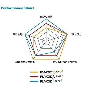 パナレーサー RACE D,A,L 特徴