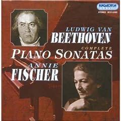 アニー・フィッシャー(P) ベートーヴェン ピアノソナタ全集の商品写真