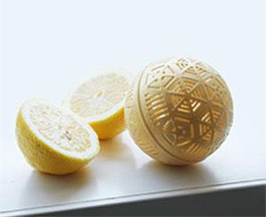 ビタミンCで塩素除去! エステボール (家庭用特殊セラミクス風呂用品) 【使用期間の目安:約3ヶ月】