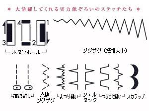 SINGER シンガー 電動ミシン SN-520
