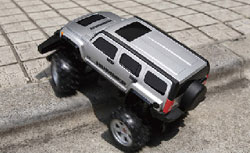 1/16 R/C G-DRIVE Jr ハマー H3