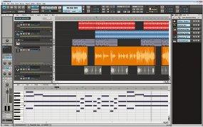 すぐに音楽制作が始められる最新DAWソフトウェアを同梱。