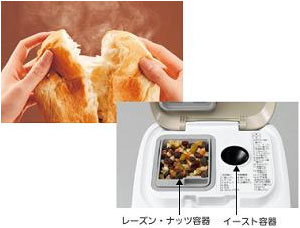 Panasonic ホームベーカリー ピンク SD-BH104-D